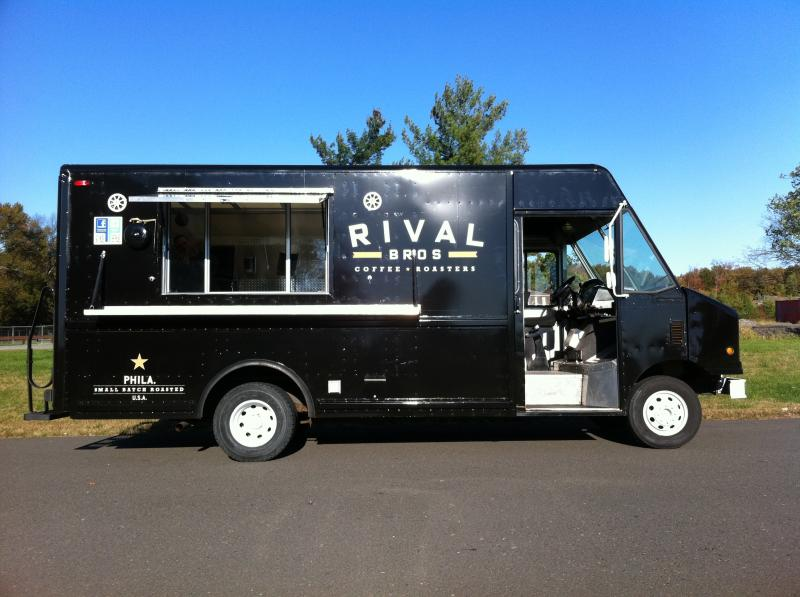 Rival Bros Coffee Truck