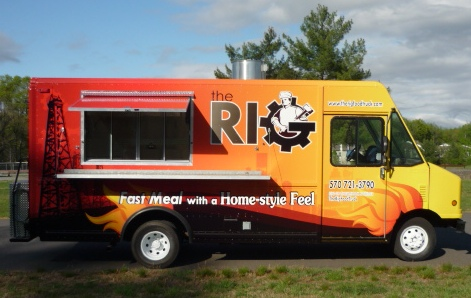The Rig Food Truck